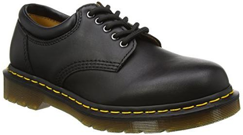 8053 laceup anklehigh leather oxford