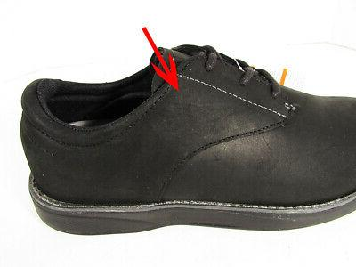 $99 Crocs Mens Foray Lace Up Oxford Shoes,