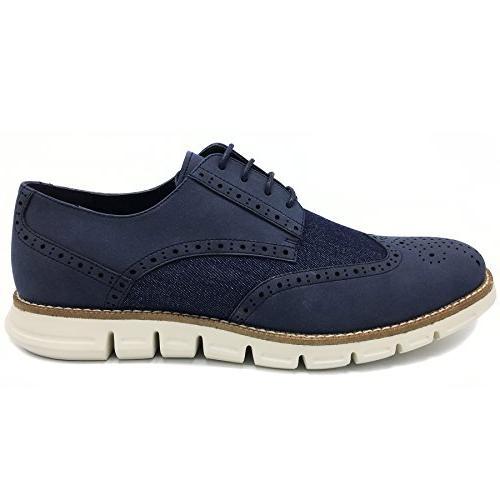 Nautica Wingdeck Oxford Shoe Fashion Denim-9
