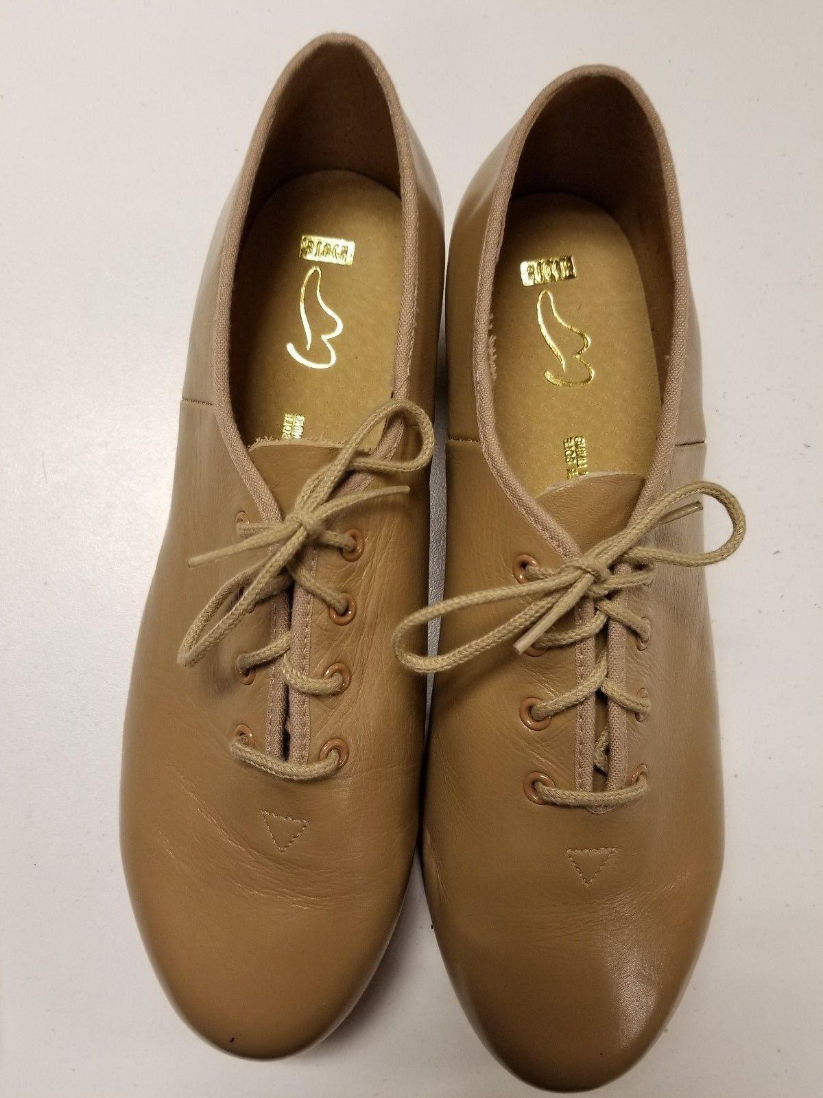 adult oxford tap shoes tan or car