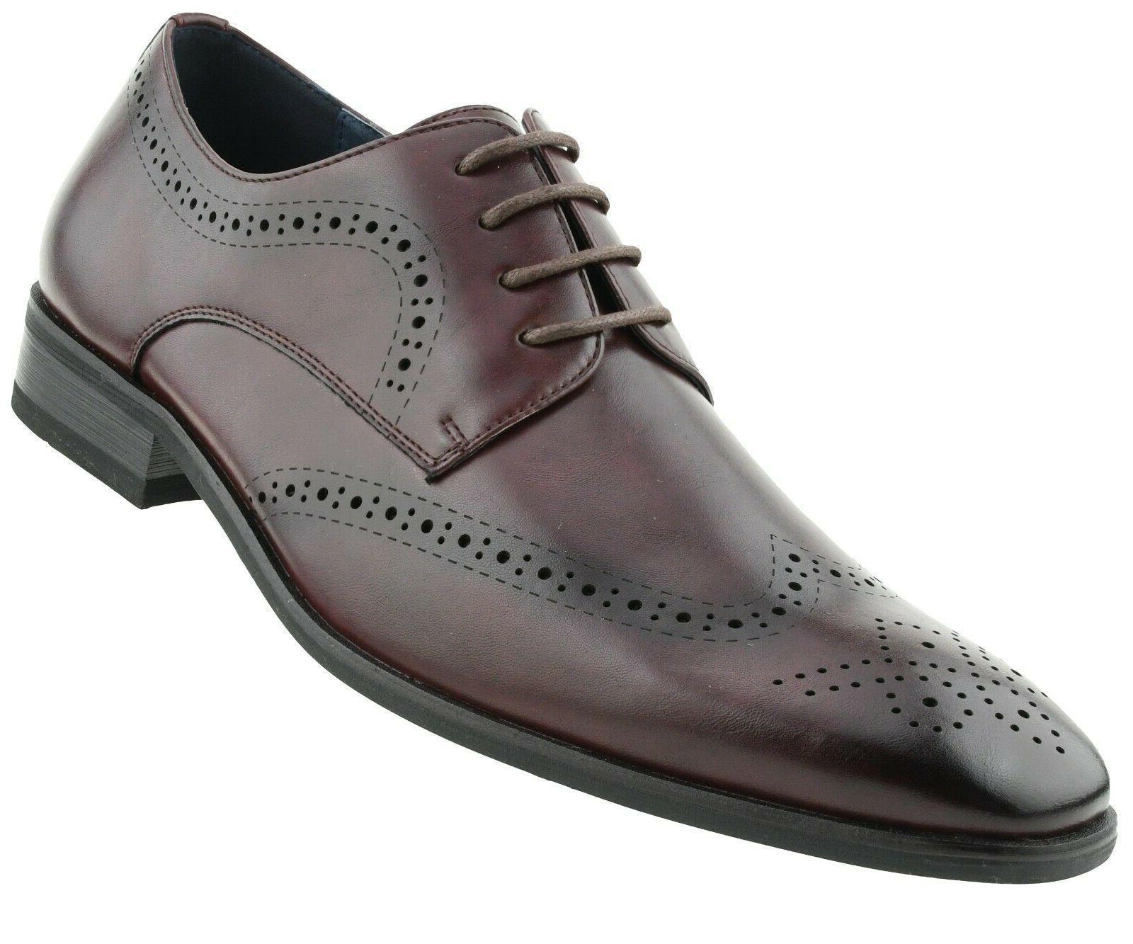 Amali Oxford Lace Up Shoes