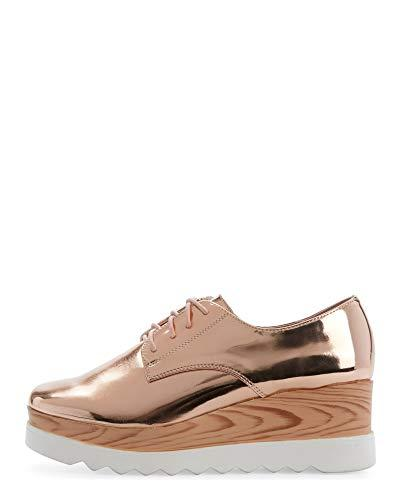 Wanted Gold Oxford