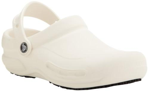 bistro white anklehigh rubber flat