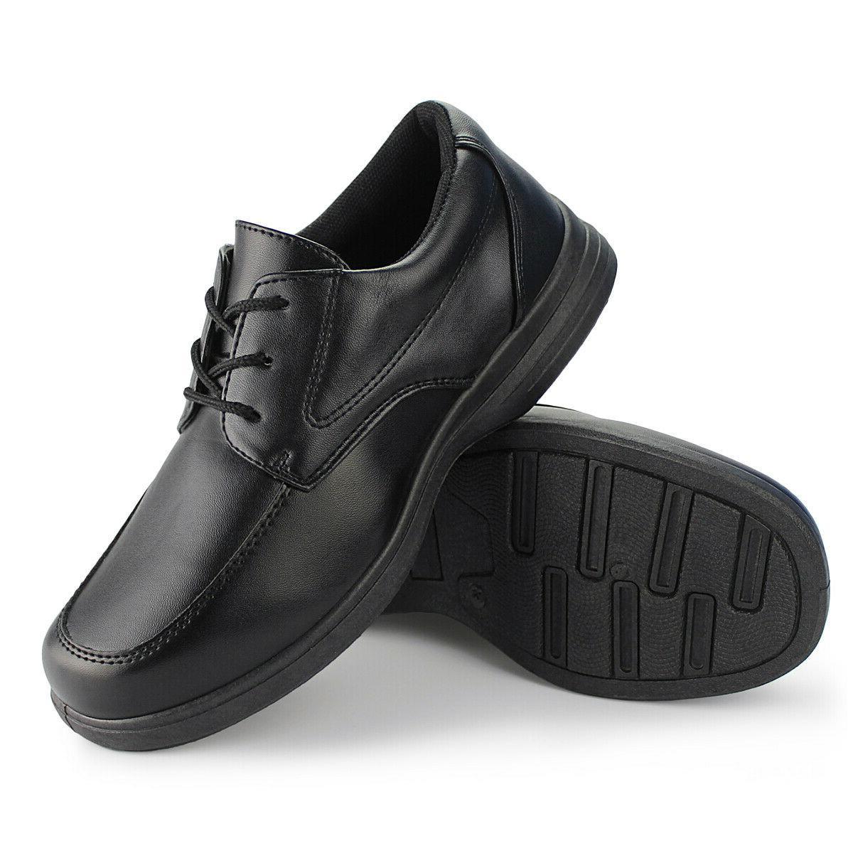 Boys Shoes Kids Up Oxford Flat Hawkwell
