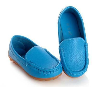 Kids Slip Loafers Casual