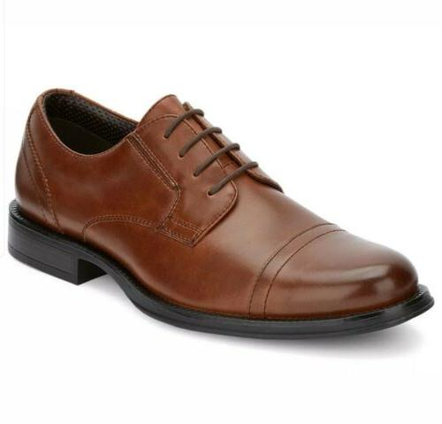BRAND Oxford Shoes Tan Size