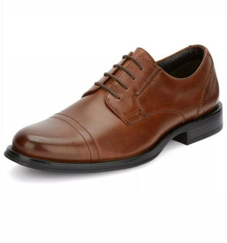 brand new mens oxford shoes garfield tan