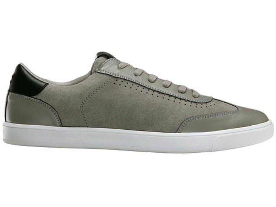 Brand New Tommy Roderick Light Gray Oxford Shoes