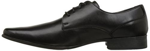 Calvin Brodie Patent Leather Oxfords
