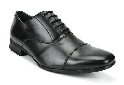 Bruno Marc Men's Shoes Square up Oxford Shoes