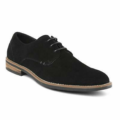 BRUNO MARC Shoes Casual Leather Shoes Black