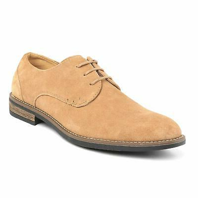 BRUNO Mens Shoes Up Casual Suede Black