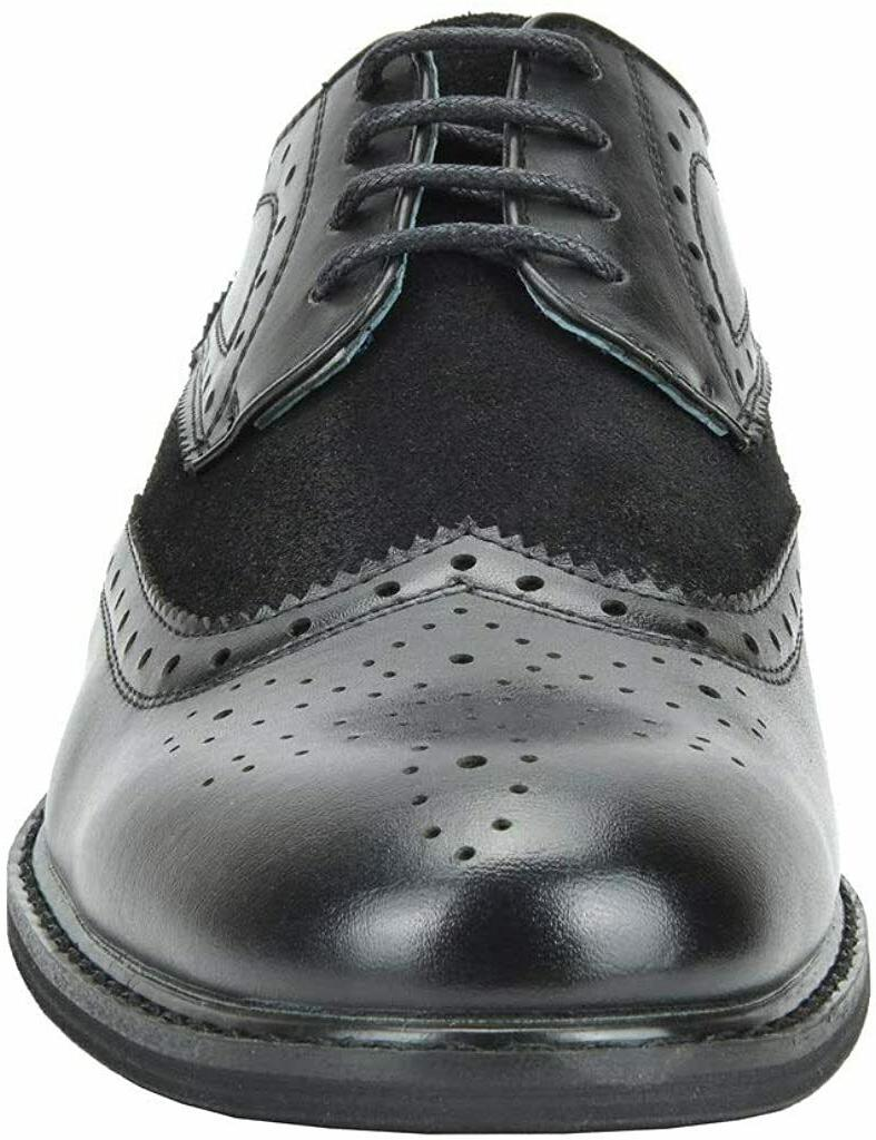 Bruno Marc Shoes Wingtip Classic Oxford US