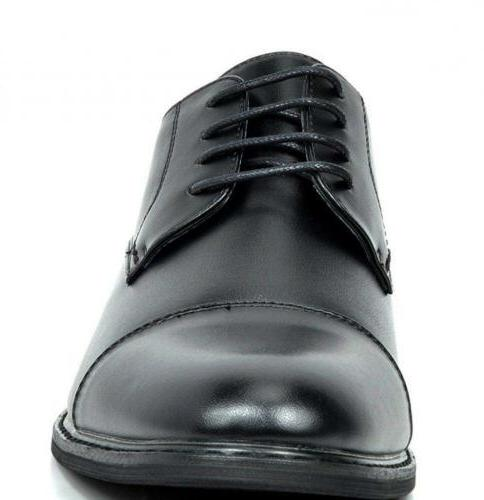 Bruno Marc Men's Leather Lined Dress Shoes