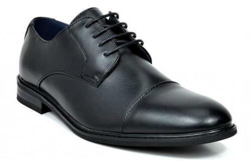 Bruno Marc Prince Leather Lined Shoes
