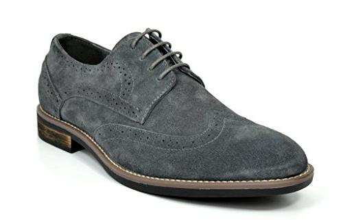 bruno marc men s urban 03 grey