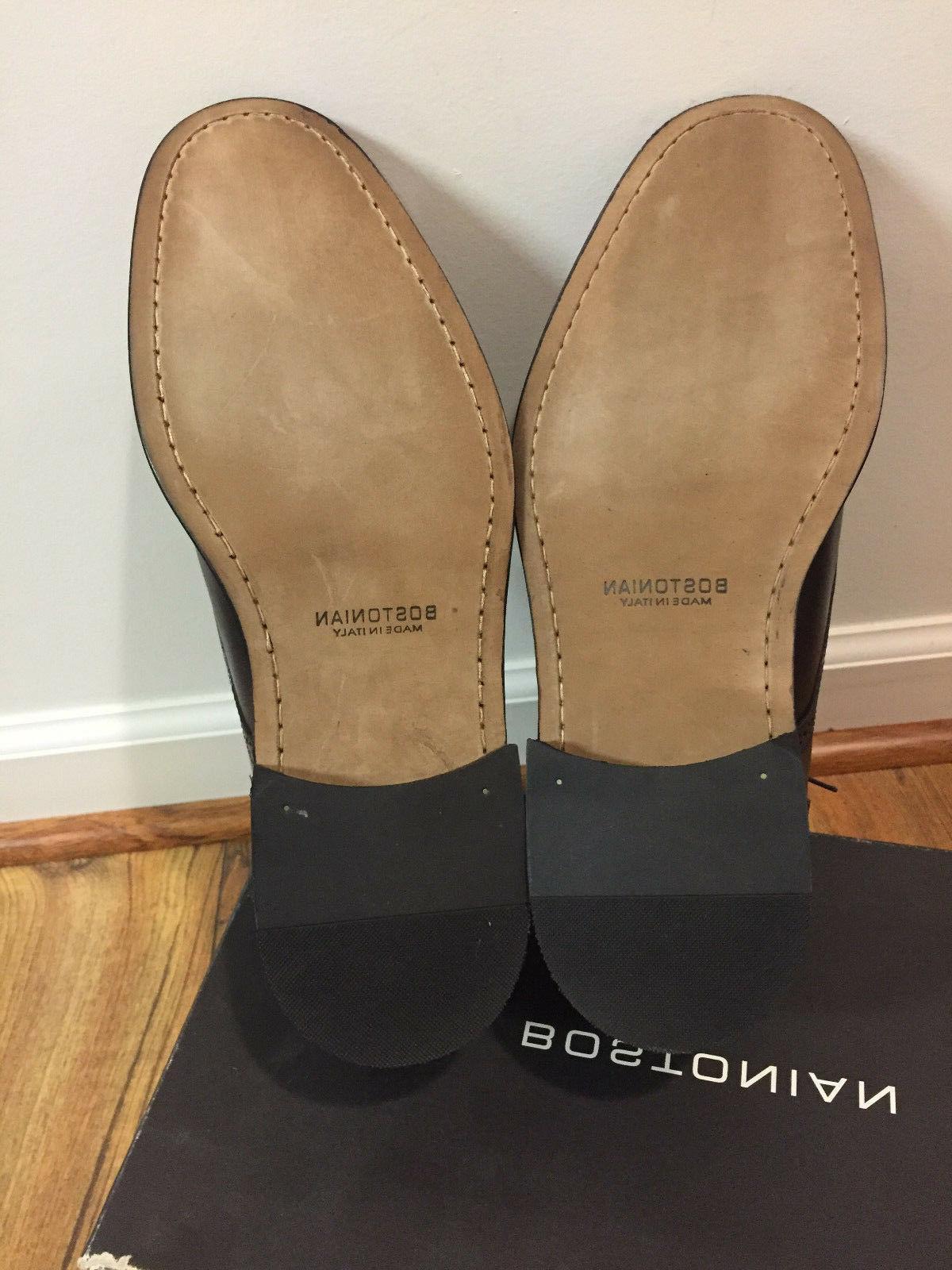 Bostonian Burgundy Leather Oxford Size 11.5