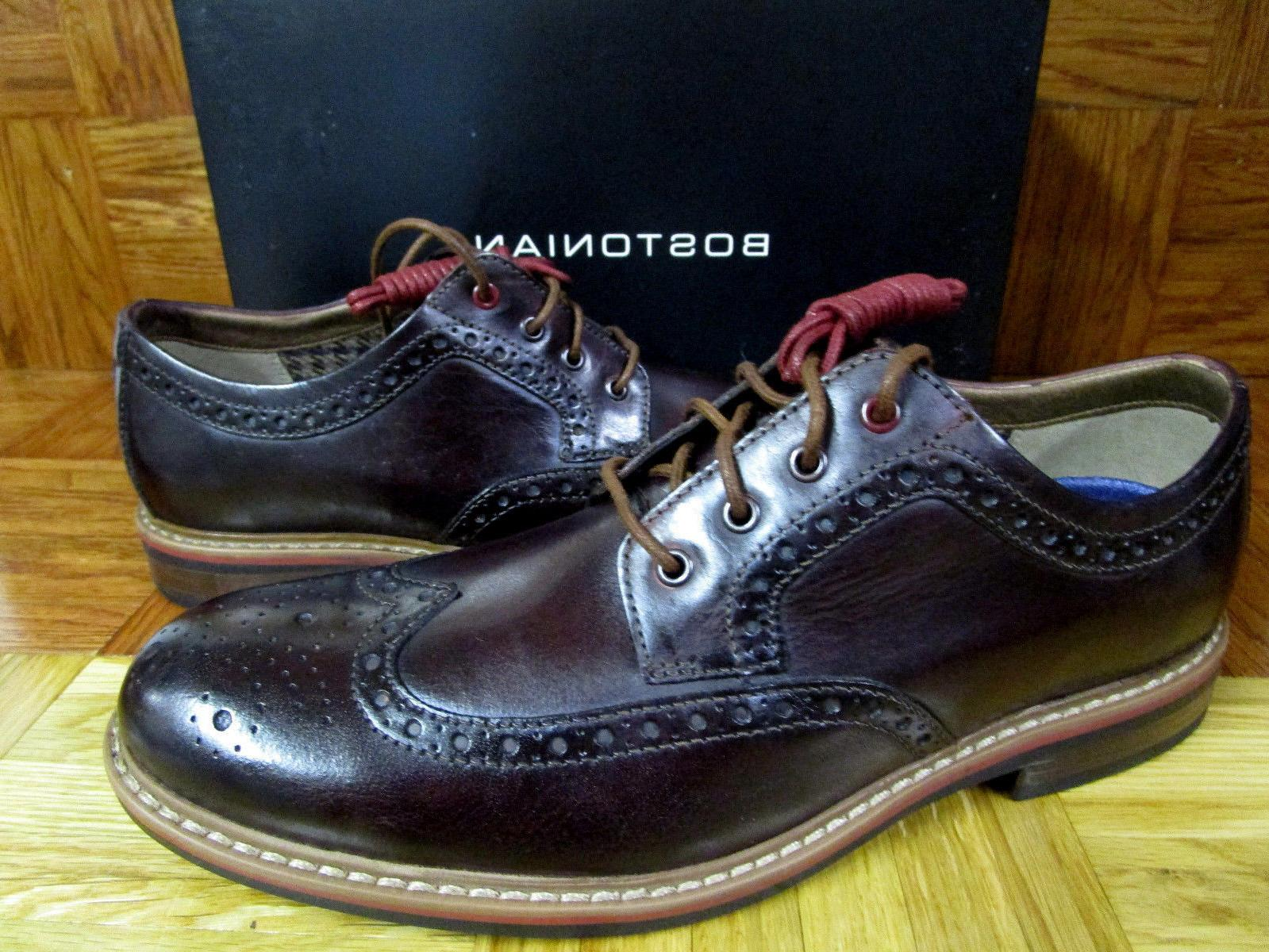 Bostonian by Armon Oxford Shoes Burgandy