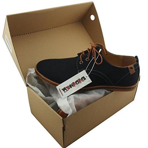DADAWEN Men's Casual Shoe Size 6.5