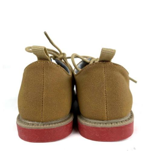 CARTERS Size 11 Beige Loafers EUC