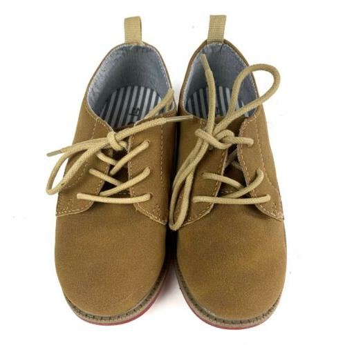 CARTERS Shoes Size Beige Spencer Loafers EUC