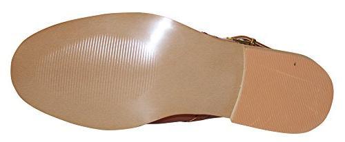 Wanted Women's Cherub Ankle Oxford Tan, 7