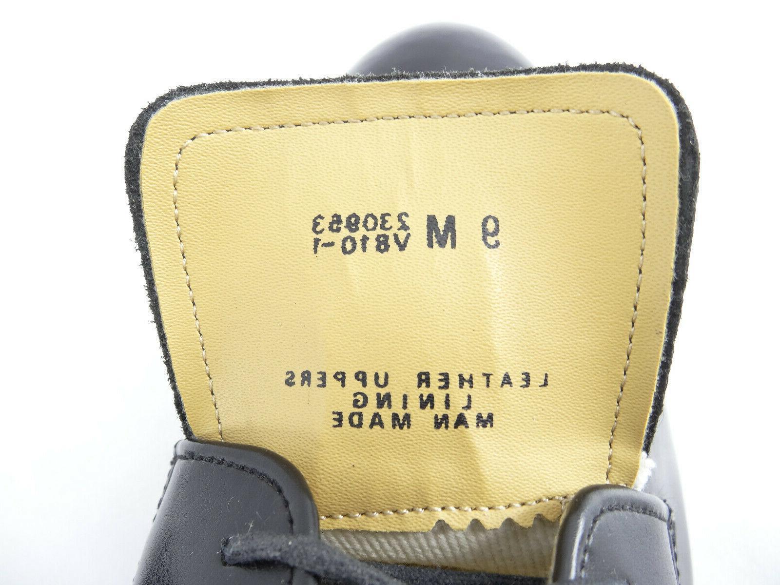 Cap Oxford Mens Shoes 9 M