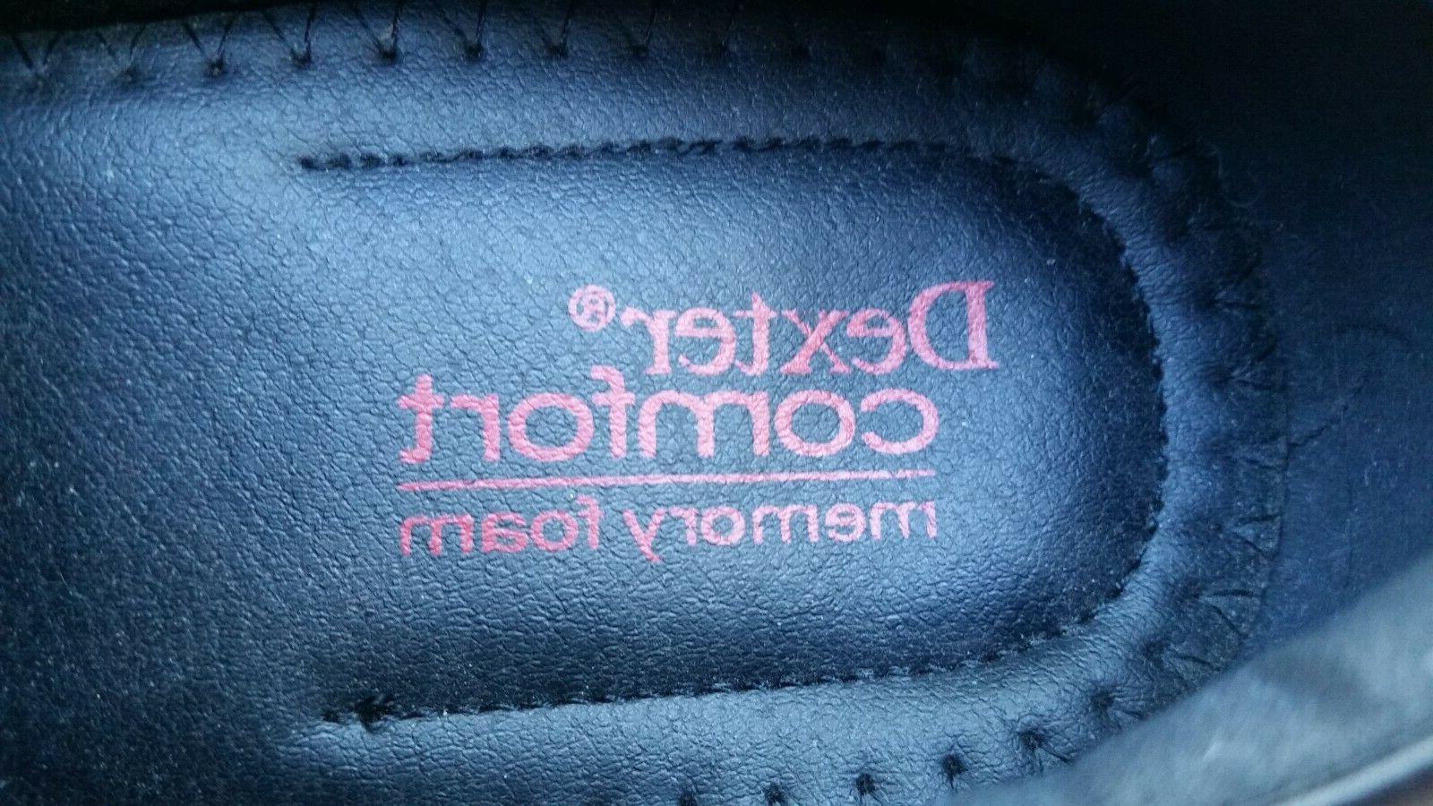 Dexter Memory Men's 10.5 Dress Shoes Toe