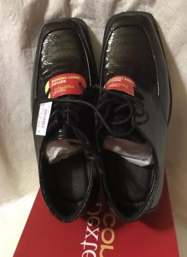 Dexter Comfort Vesper Black Shoes 6.5
