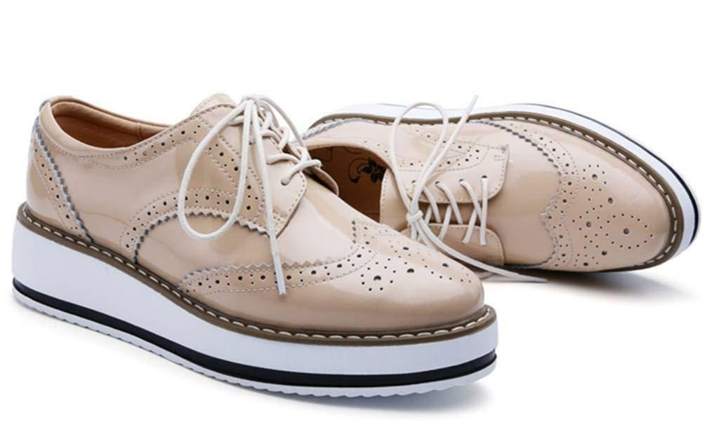 DADAWEN Wingtips Shoe