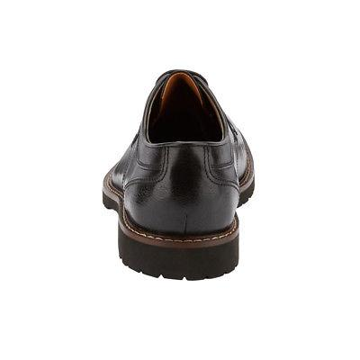 Dockers Mens Leather Dress Lace-up