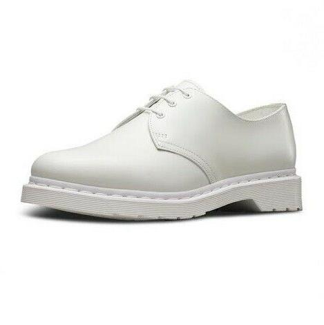 Dr Doc Martens mono 1461 smooth size 9