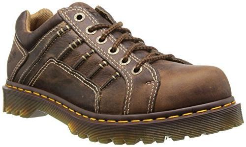 dr martens men s keith shoe tan