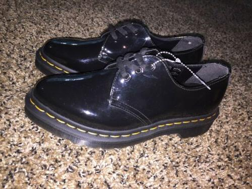 Dr. Martens Dupree Spectra Patent Shoes 22102041 UK3/US5