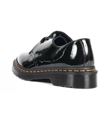 Dr. Martens Spectra Patent Shoes 22102041 Black UK3/US5