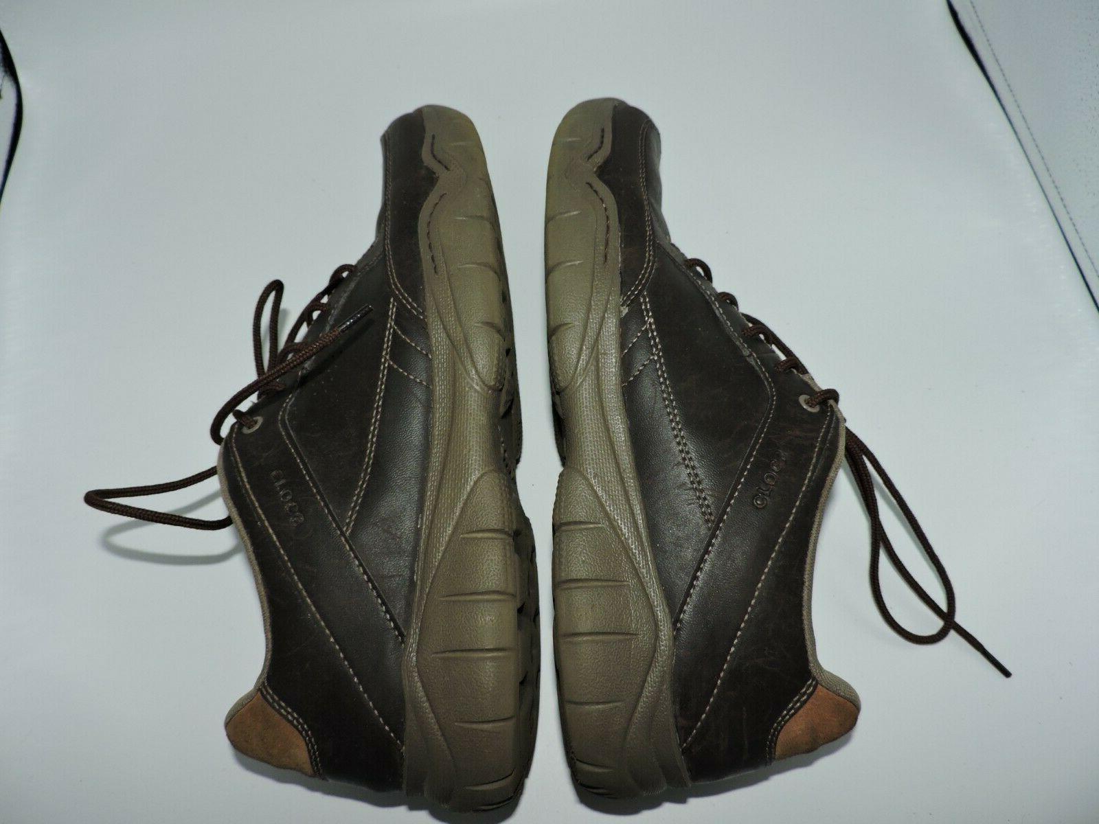 Crocs Dual Lace Shoes Brown