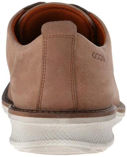 ECCO Contoured Tie Shoe