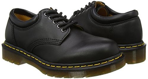 Dr. Martens 8053 5 Eye Collar Nappa,10 UK/Womens 11 M