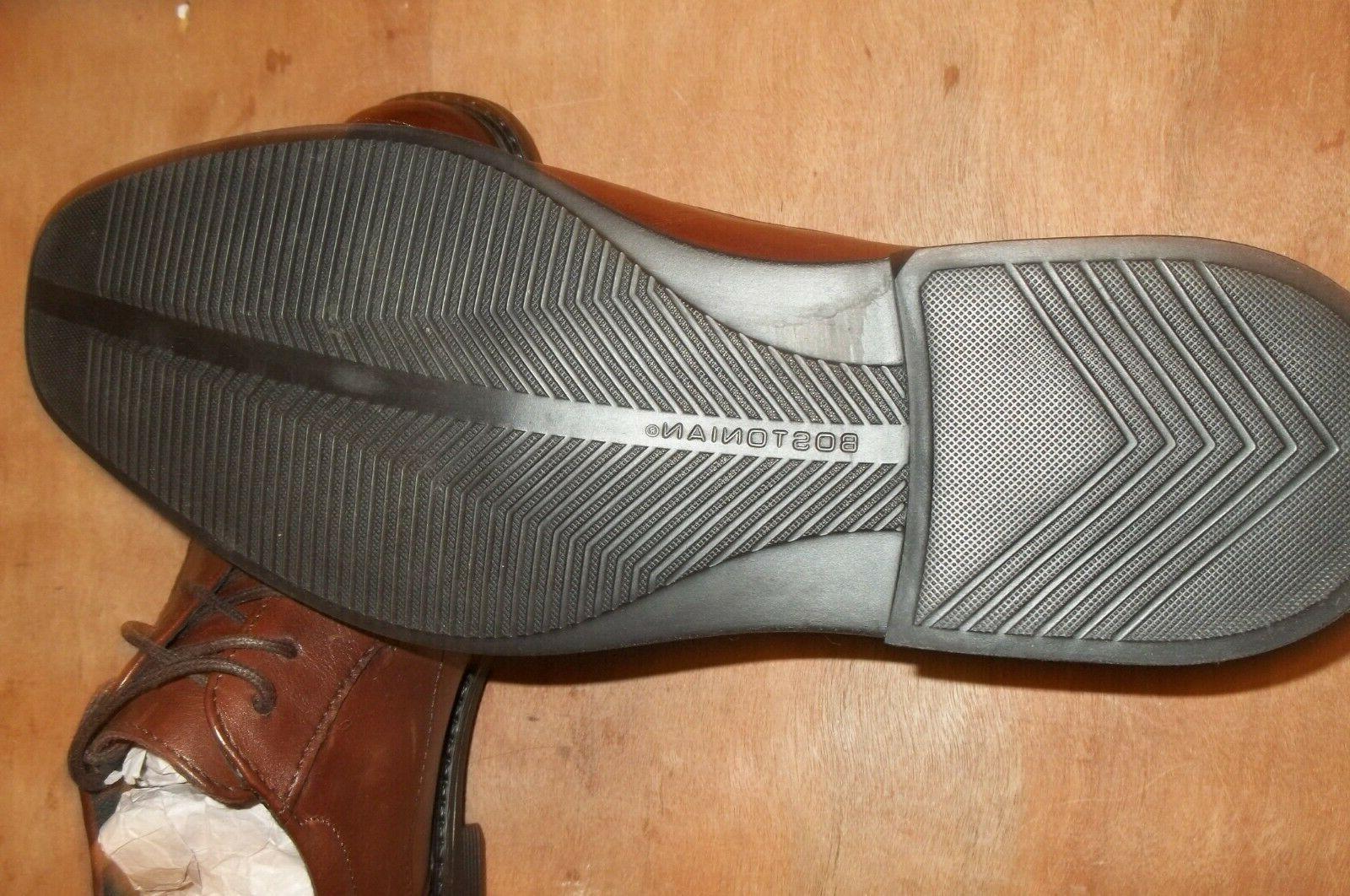 BOSTONIAN Oxford Shoes Size M Brown New
