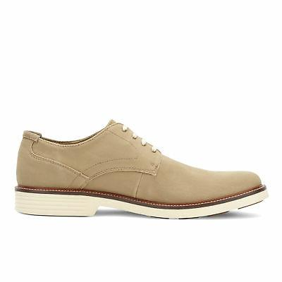G.H. & Mens Stretch Lace-up Oxford Shoe NeverWet