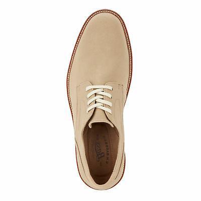 G.H. & Co. Mens Textile Lace-up Oxford Shoe NeverWet