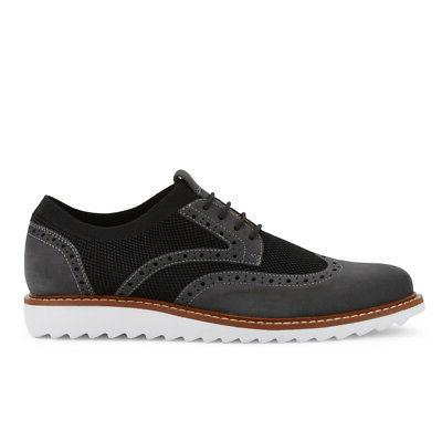 G.H. Mens Wingtip Knit and