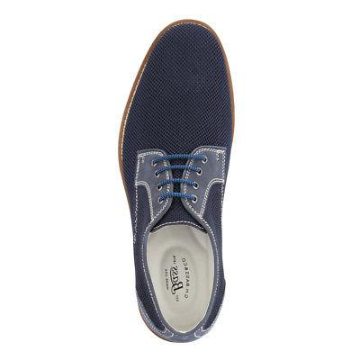 G.H. & Mens Lace-up Oxford