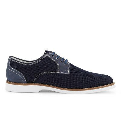 G.H. & Mens Buck Lace-up Shoe
