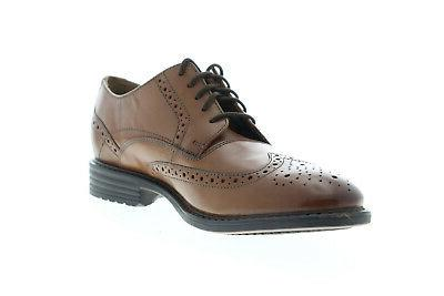 Bostonian Mens Lace Up Oxfords