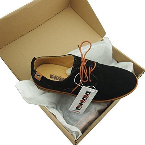 Dadawen Leather Oxford - 10 D