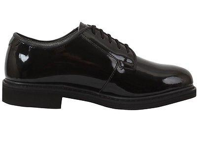Rothco High Military Oxford Leather Formal