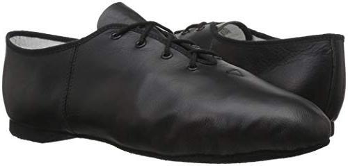 Bloch Dance Men's Jazzflex Dance Black 8.5 Medium