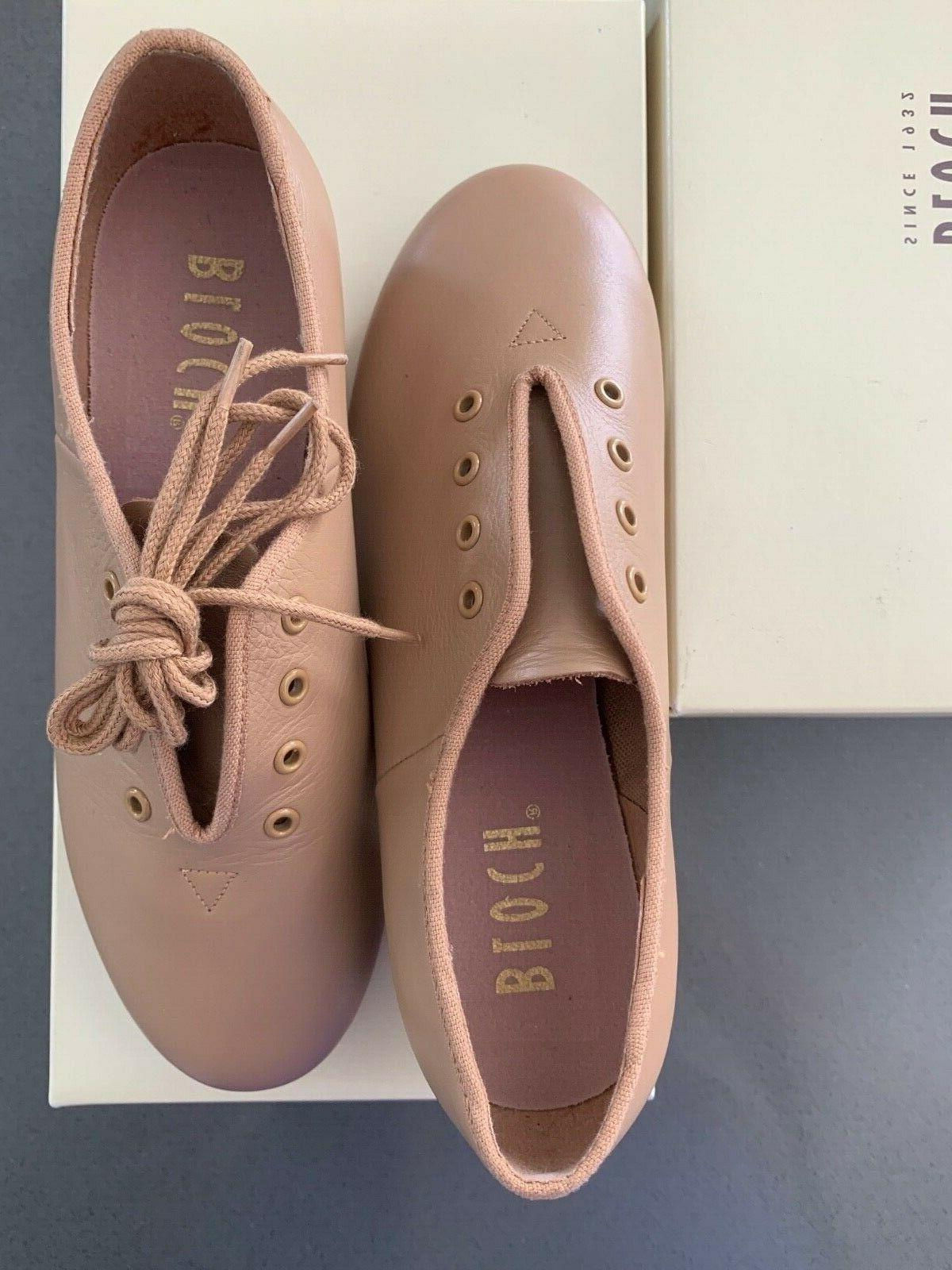 Bloch Leather, Oxford 2 Ladies Szs left