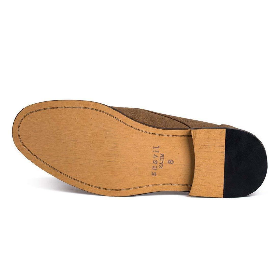 Jivana Suede Dress Shoes